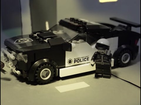 Good Cop Bad Cop - LEGO The Build Zone - Episode 5