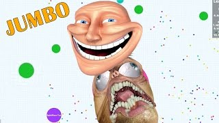 How to Troll Teams - Agar.io
