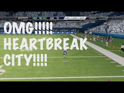 Two Biggest DUMBASSES at QB Make For Story Book Finish! - Madden 25 Team Play Gameplay