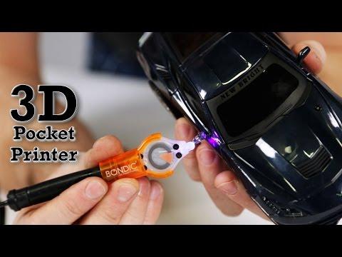 Bondic - Repairing RC/Model Car Parts