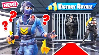 Fortnite PRISON ESCAPE *NEW* Game Mode in Fortnite Battle Royale