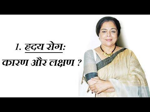 हृदय रोग क्या है?    Type of Heart Diseases & Symptoms  in Hindi    Dil Ki Bimariyon Ke Lakshan #-1