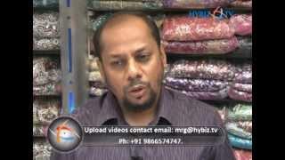 Md. Mustafa, Meenaz Exclusive, Pathergatti, Hyderabad - hybiz.tv