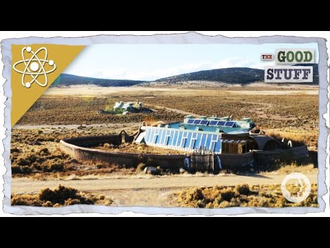 Earthships: Living Off The Grid
