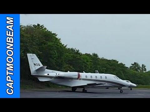 Tropical Storm Colin, Flying the Cessna Citation, Pilot Vlog 80