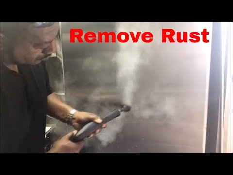 How to remove rust from your stainless steel appliances