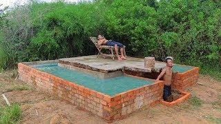 Build Secret Home Under Swimming Pool Past 2