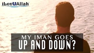 My Iman Goes Up And Down?