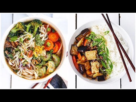 WHAT I EAT IN A DAY #75 || VEGAN (Spicy Noodle Soup Recipe?!)