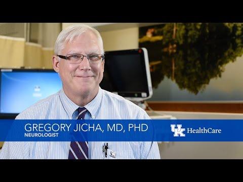 Gregory Jicha, MD, PhD - UK HealthCare