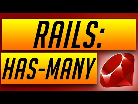 Ruby On Rails - Has And Belongs To Many Associations
