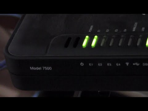 How to fix the Westell 7500 port forwarding problem