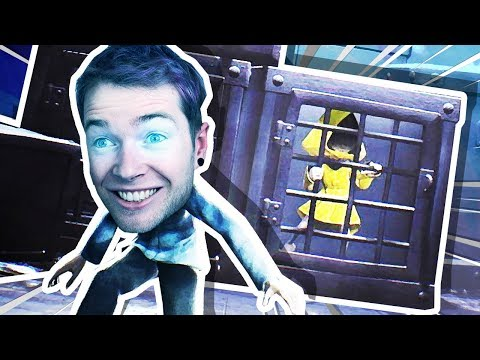 THE YELLOW COAT IS GONE!!! (Little Nightmares: The Depths DLC) **scary warning**