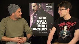 """Interview """"Nur Gott kann mich richten"""" Moritz Bleibtreu """"Ricky"""""""