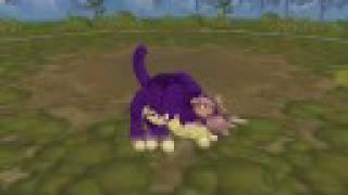 Rattata From Pokemon