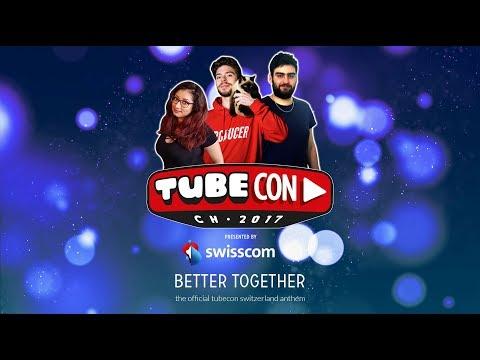 Better Together [Tubecon Switzerland 2017 Anthem] by EDWAN & Manz Hoffman feat. Navina Love