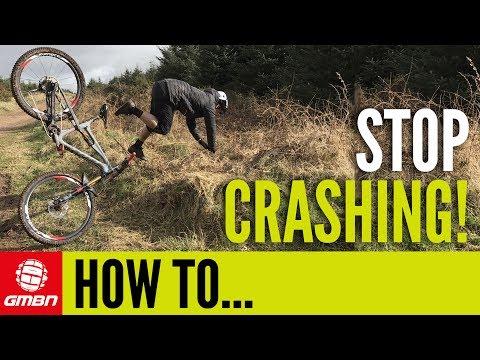 How To Stop Crashing On Your MTB! | Mountain Bike Skills