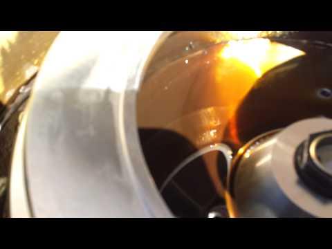 Home made WMO WVO waste motor vegetable pressure cooker centrifuge DIY #4