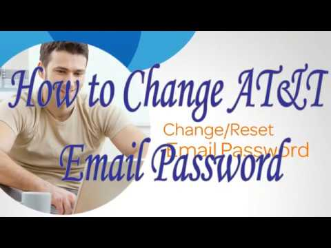 How to Change AT&T Password | Absolute Softech Ltd