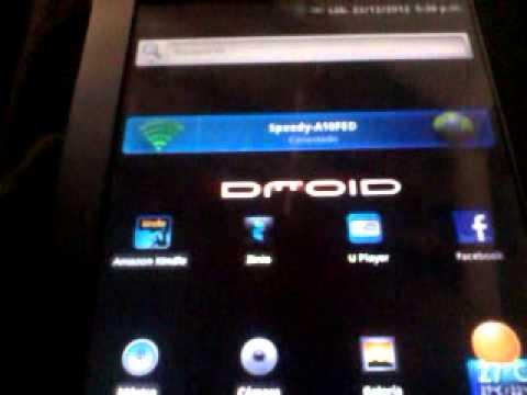 Tablet pandigital nova 8