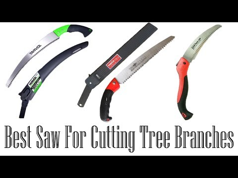 ►►Best Saw For Cutting Tree Branches|Best Saw For Cutting Tree Branches Review►►