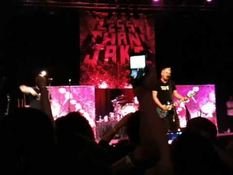 Less Than Jake - The Rest of My Life (Sherman Theatre)