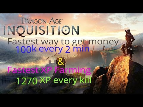 Fastest 100k & 1270 xp farming