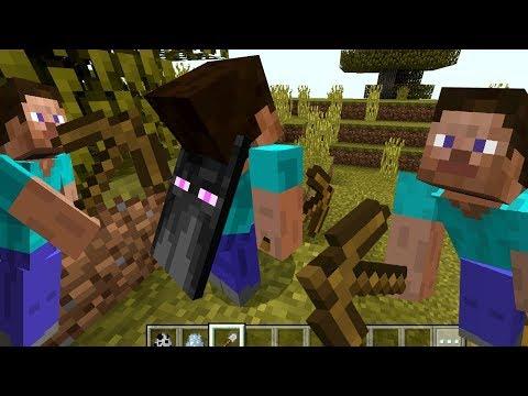 КокаПлей Майнкрафт Выживание #3 - Minecraft PE Survival Games KokaPlay