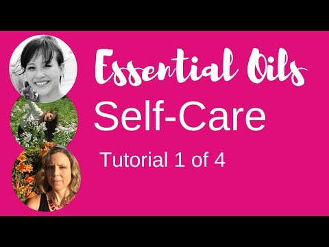 Pregnancy Self-Care Essential Oils: SAFETY & USE [Tutorial 1 of 4]
