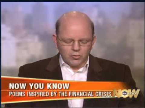 Todd Federman Hedge Fund Poet on ABC.com News Now March 24, 2009