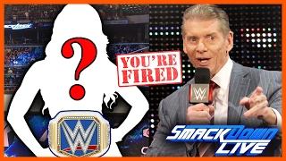 WWE BREAKING NEWS: SMACKDOWN SUPERSTAR HAS LEFT THE WWE