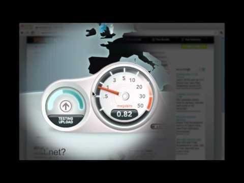 Sky Broadband Speed Test (Up to 20Meg)