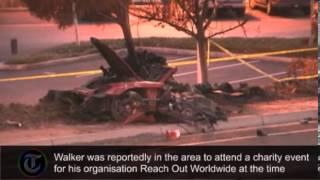 Fast and Furious actor Paul Walker dies in LA car crash