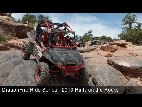 2013 Rally on the Rocks - DragonFire Ride Series