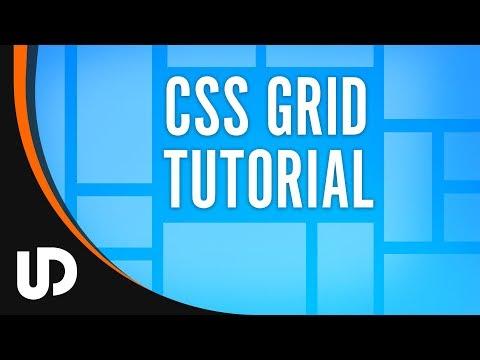 CSS Grid Einfach erklärt! Die Zukunft des CSS Layouts. [TUTORIAL]