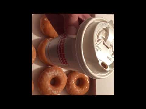 Dunkin Donuts Caramel Coconut- Samoas Girl Scout Cookies Coffee