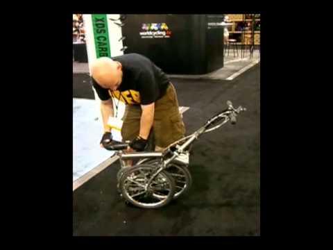 Huggacast Episode Nine: Ultimate Folding Bike