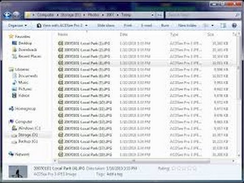Rename files Sequentially in Windows