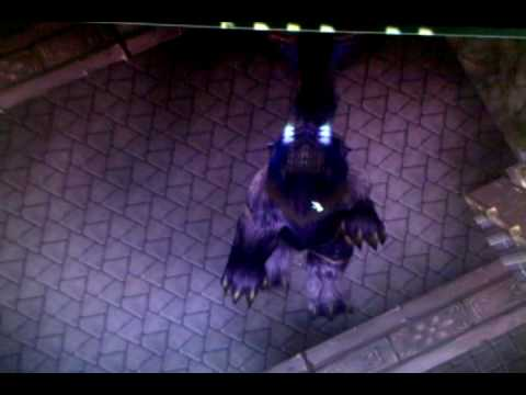 AIRBEAR World of Warcraft Druid flight form glitch