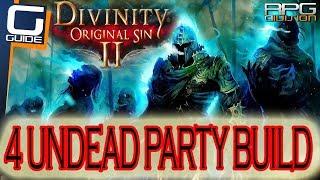 Divinity Original Sin 2 Fane Summoner/Necromancer Part 3