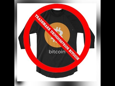 8.5 Million In Bitcoin Seized / Bitcoin Trademarked In The UK