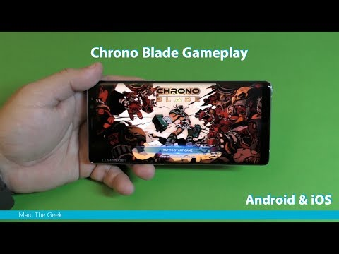 ChronoBlade Android Gameplay Review