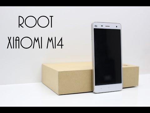 How to root Xiaomi Mi4