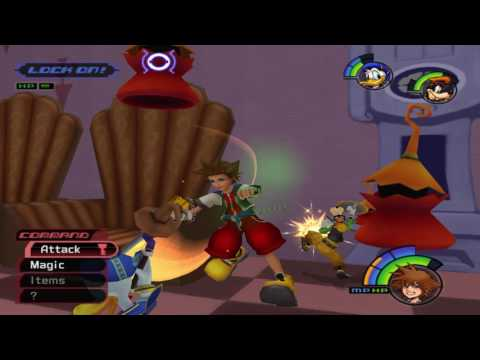 Kingdom Hearts PCSX2 x3 Native 60fps [GNU/Linux]