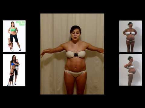 How to Lose Pregnancy Weight - 10 Days Post Baby #3