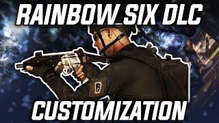RAINBOW SIX DLC LEAK | Ghost Recon Wildlands Rainbow Six Ghost Pack! (Rainbow Six Customization)