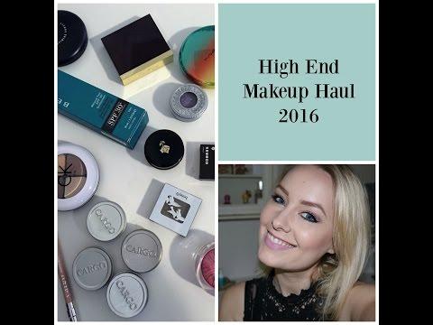 High End Makeup Haul