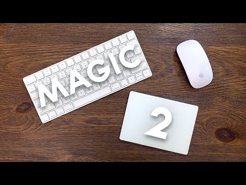 Apple Magic Trackpad 2, Keyboard, & Mouse 2 Review!
