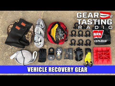 Vehicle Recovery - Gear Tasting Radio 63