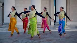 Thillana 2.0 - Dhanashree Dance Cover | Bharathanatyam Dance Cover | Kiran Umesh Choreography